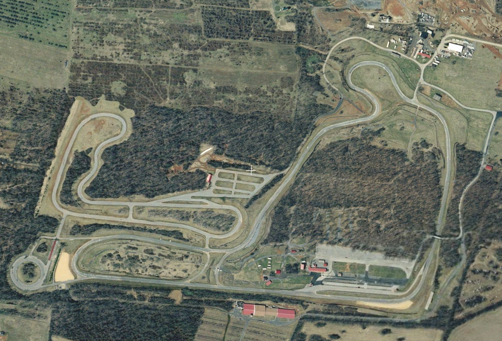 Summit Point Aerial View