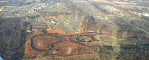 Summit Point Jefferson Extension Aerial View