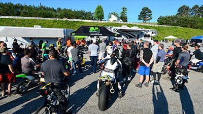 Track Days & Rider Schools: Are you on the Fence?
